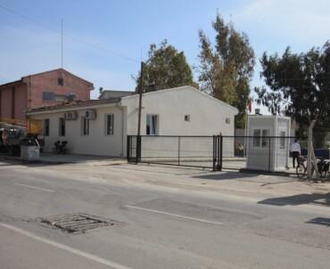 Enerjisa Tarsus Arıza Onarım Bakım Binası