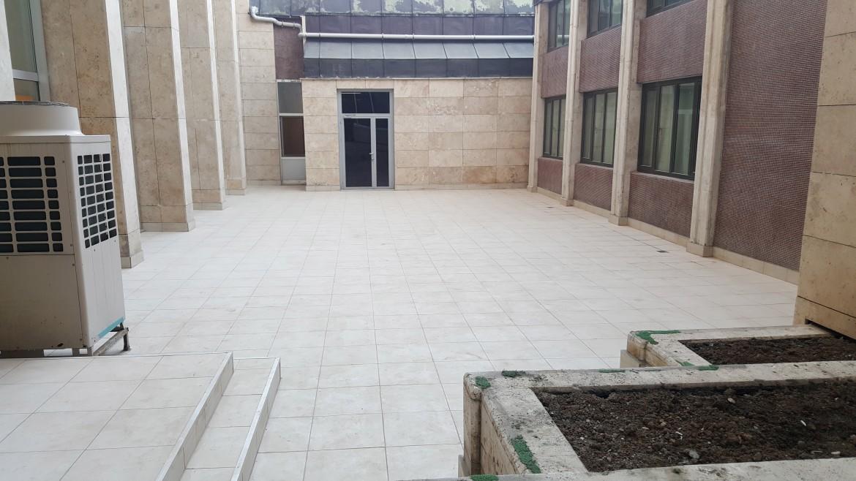Vakıfbank Ankara Bölge Müdürlüğü Fuaye Alanı İzolasyonu ve Düzenlemesi