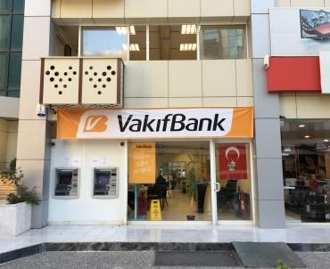 Vakıfbank Manavkuyu Geçici Şubesi