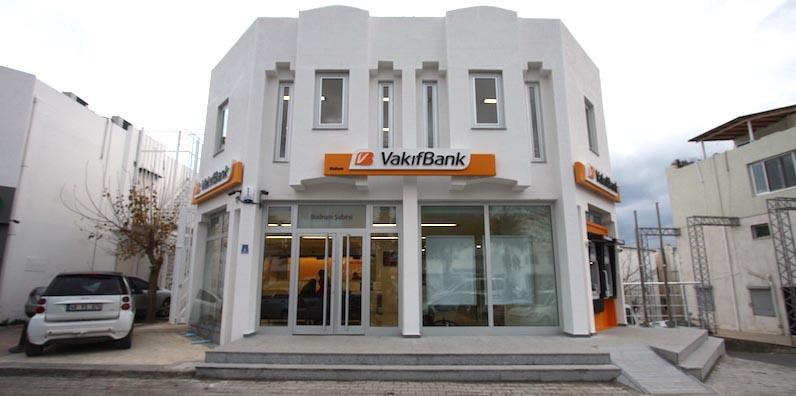 Vakıfbank Bodrum Şubesi