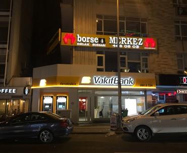 Vakıfbank Ankara Kavaklıdere Şubesi