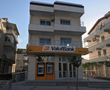 Vakıfbank İzmir Urla Şubesi