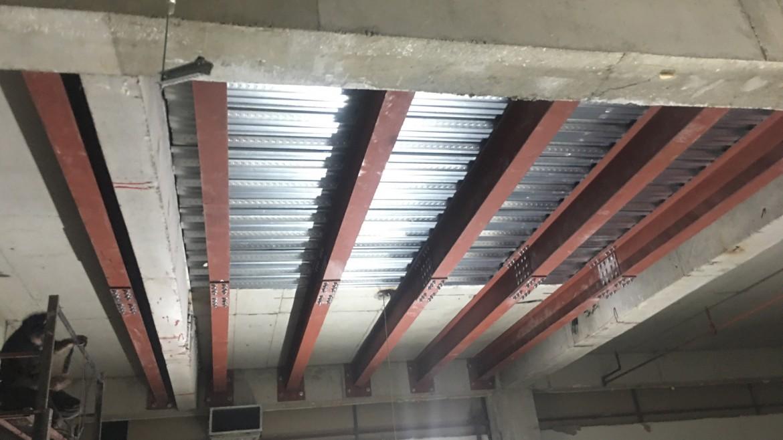 Optimum AVM Çelik Güçlendirme