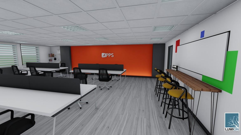 Apps Teknoloji Bilkent Cyberpark Merkez Ofisi